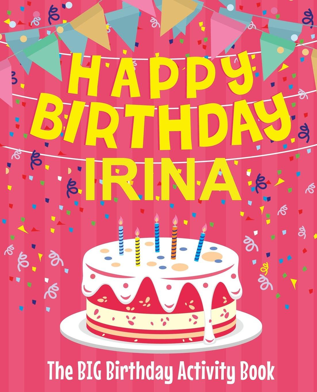 Irina happy birthday Irina Kulikova: