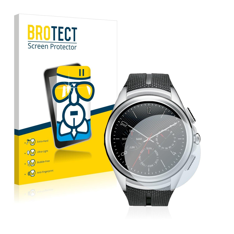 brotect Protector Pantalla Cristal Compatible con LG Watch Urbane 2nd Edition Protector Pantalla Vidrio Dureza 9H AirGlass