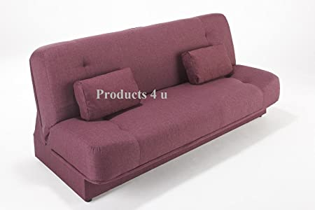 Astounding Mexico Large Cheap Fabric Sofabed Futon Sofa Bed Purple Ncnpc Chair Design For Home Ncnpcorg