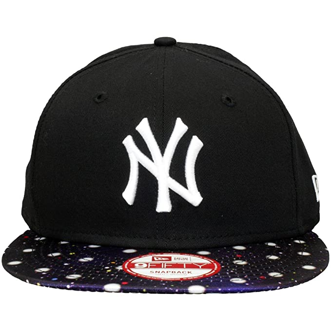 Gorra New Era - 9Fifty Ps Visor New York Yankees Negro S/M: Amazon.es: Ropa y accesorios