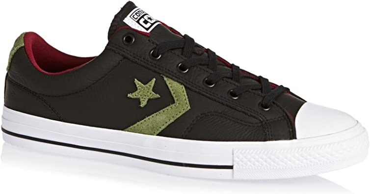 star player ox ash homme converse star player ox lt h