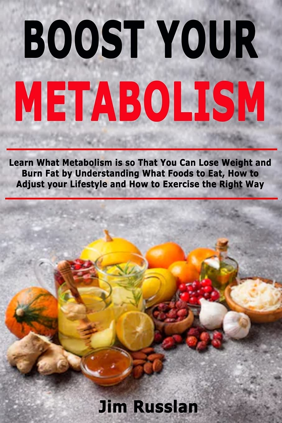 Boost Your Metabolism: Learn What Metabolism is so That You Can