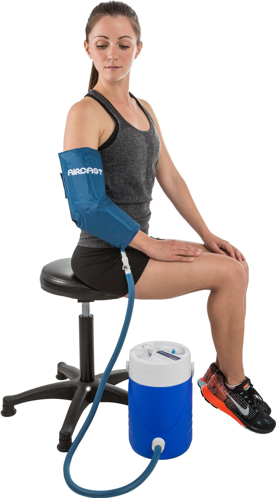 Aircast Elbow Cryo/Cuff w/ Cooler - Universal by DonJoy (Image #4)