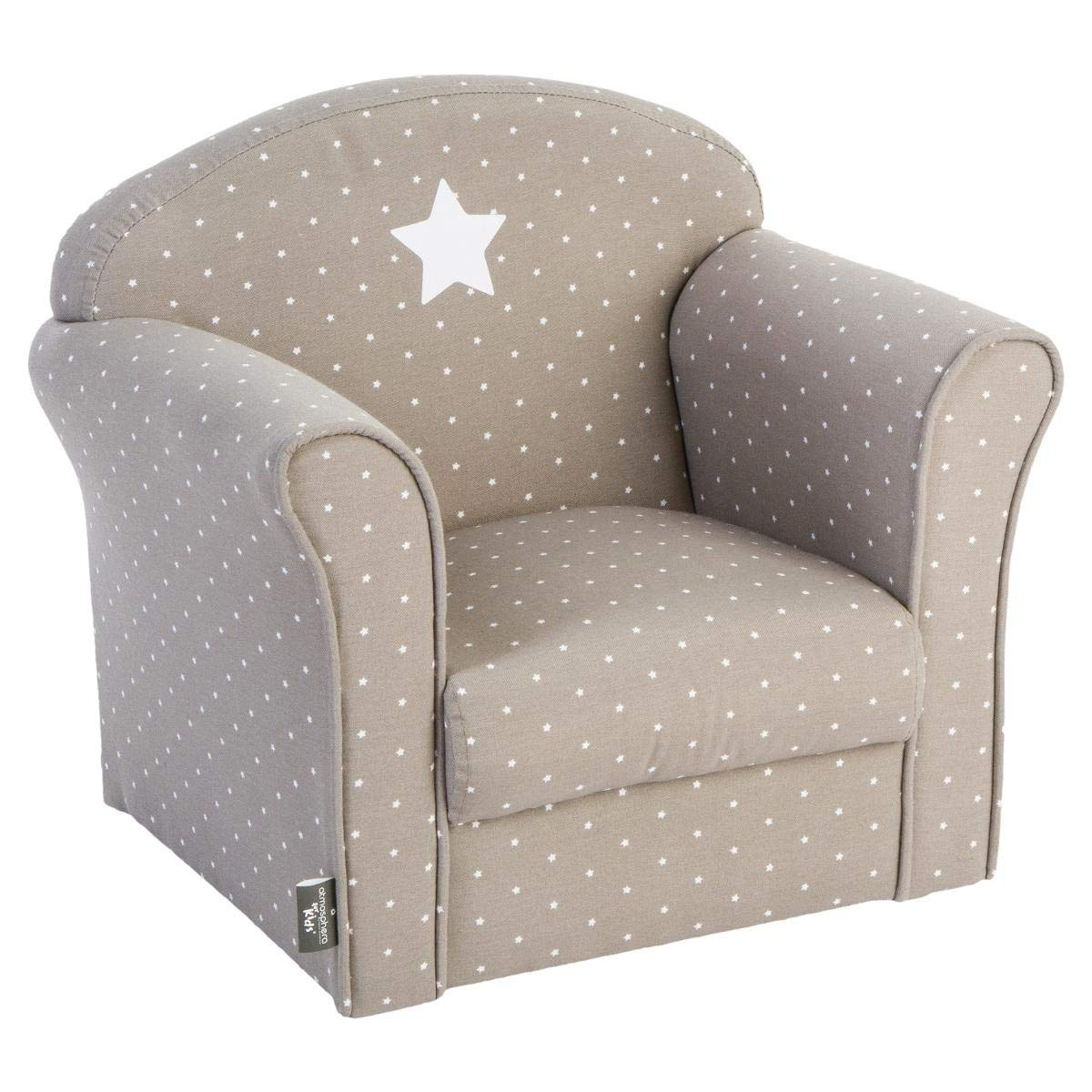 Atmosphera Sillón Infantil Taupe product image