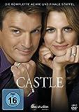 Castle - Die komplette achte und finale Staffel [Alemania] [DVD]