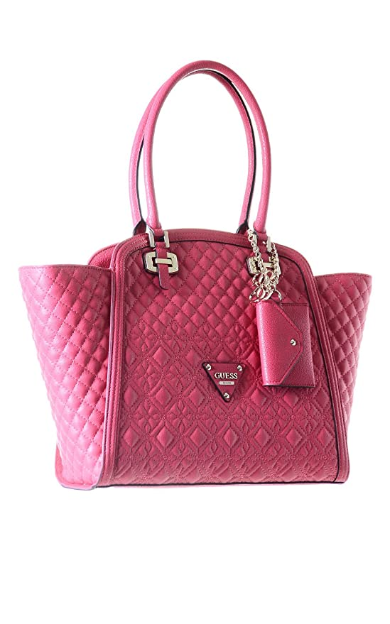 Guess HWvG49 33230 SUNSET QUILT PAS tasche passionfuchsia