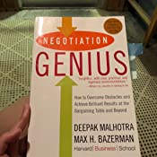 Negotiation Genius How To Overcome Obstacles And Achieve