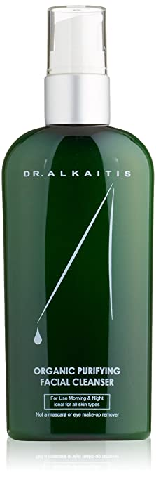 Dr. Alkaitis Organic Purifying Facial Cleanser 4 oz