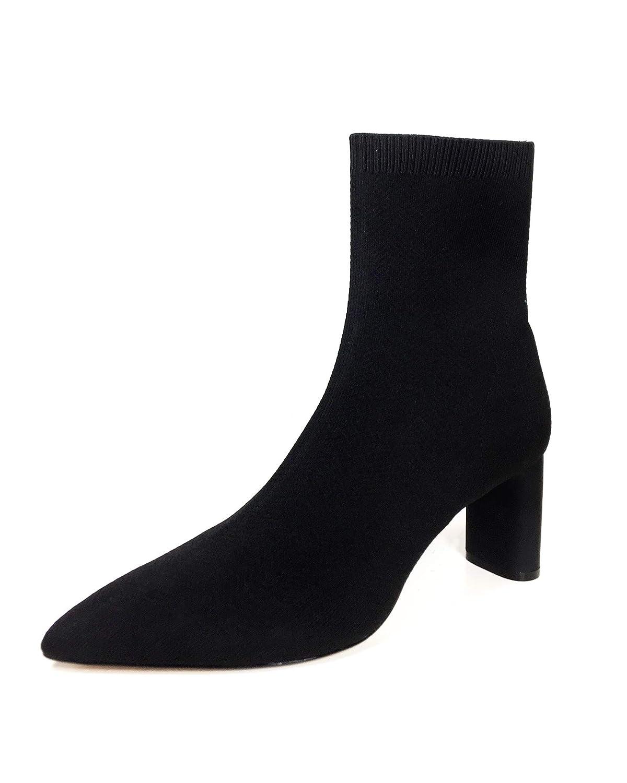598beac343c Amazon.com  Zara Women Fabric high Heel Ankle Boots 5100 301  Shoes