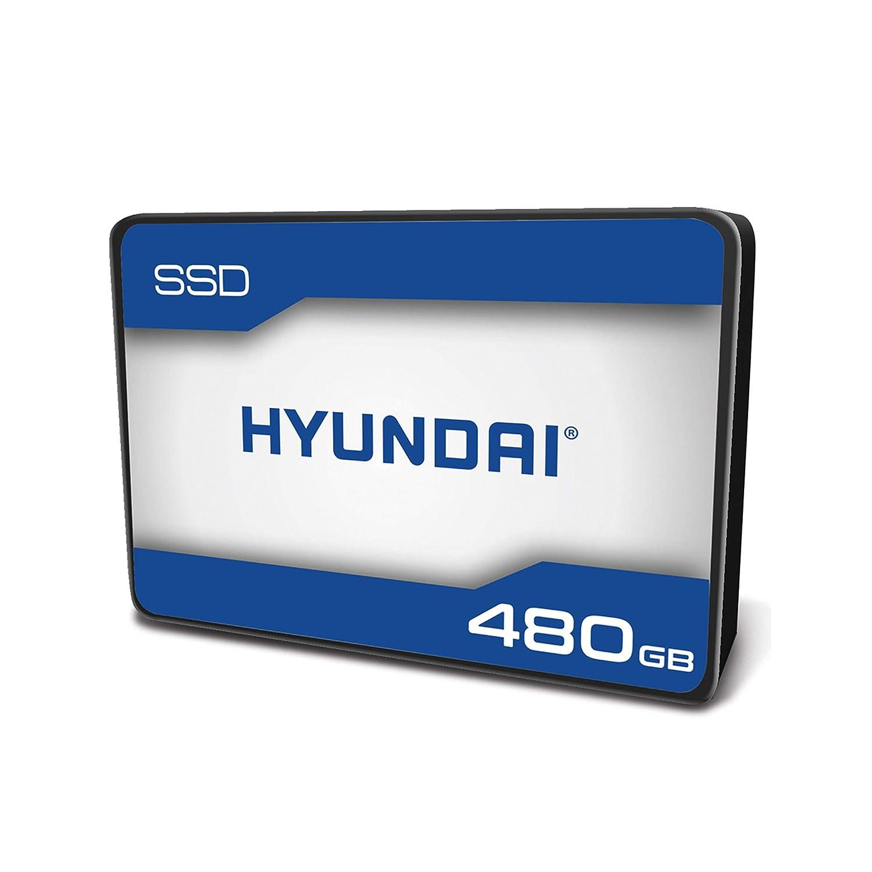 Hyundai SSD Interno SATA III, TLC 2.5