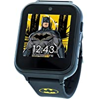 DC Comics Batman Touchscreen Interactive Smartwatch (Model: BAT4740)