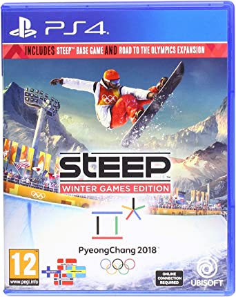 PS4 Steep Winter Games Edition: Amazon.es: Videojuegos