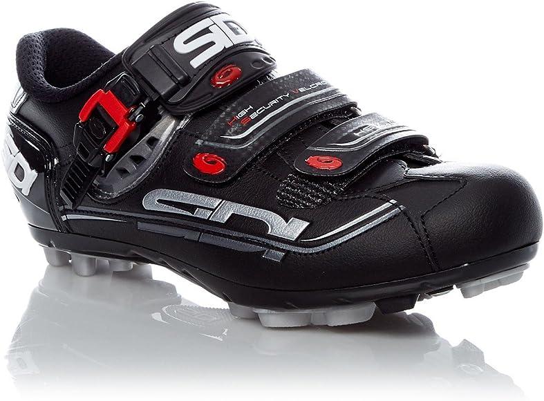 Zapatos BTT Dominator 7 Mega Running Trail Sidi negro 41: Amazon ...