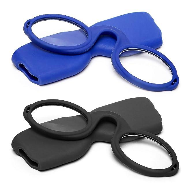 Amazon.com: Armless - Gafas de lectura redondas para ...