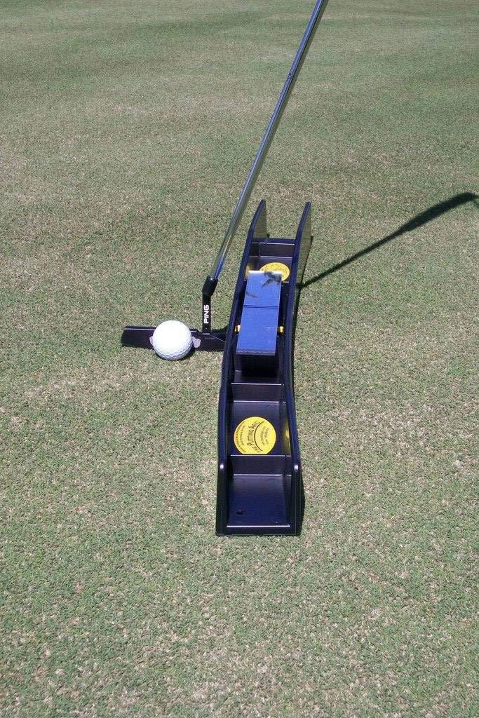 ゴルフパッティングアークMS-3D  ブラック B013L3I4S2