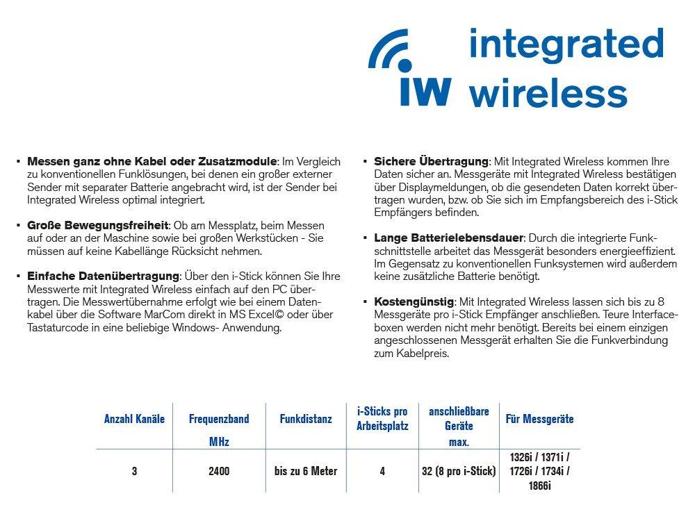 Helios Preisser 1326I Integrated Wireless Digital Pocket Calliper ...
