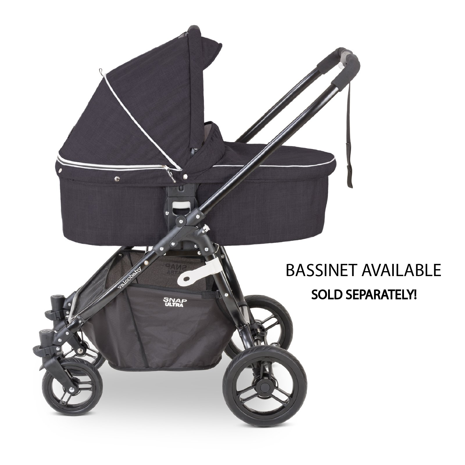 Valco Baby Snap Ultra Lightweight Reversible Stroller (Black Night) by Valco Baby (Image #9)
