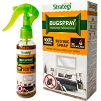 Strategi Herbal Bed Bug Repellent Spray - 100ml