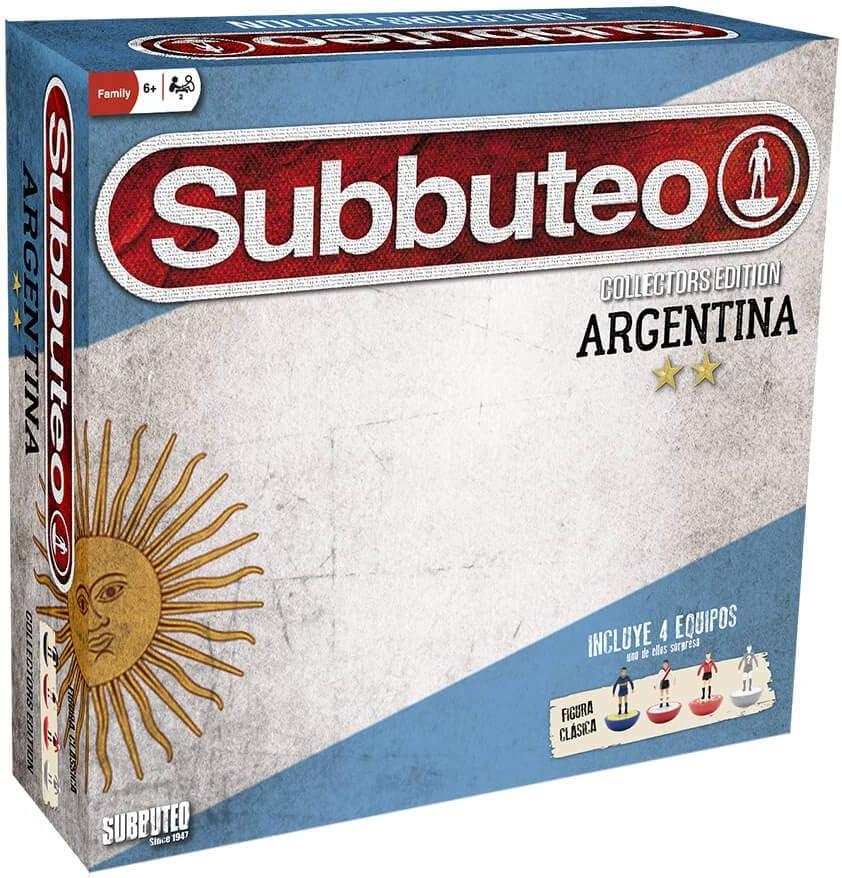 Eleven Force Subbuteo Playset Argentina Edición Coleccionista ...