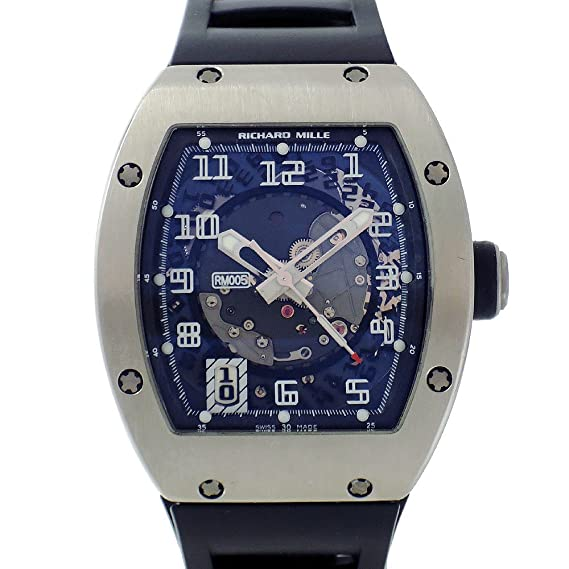 the best attitude e414c 4b2e3 Amazon | [リシャールミル] RICHARD MILLE RM005 オートマ ...