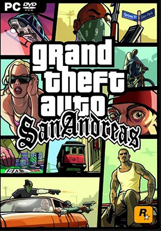 GTA San Andreas [Importación italiana]: Amazon.es: Videojuegos