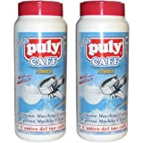 Puly Caffe Cleaning Powder, Set of 2 (2 x 900g)