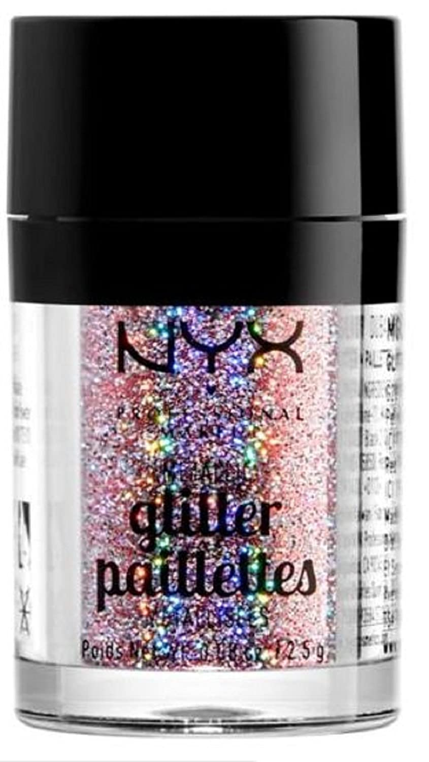 Exclusive New Arrival Metallic Glitter - NYX Professional Makeup (BEAUTY BEAM)
