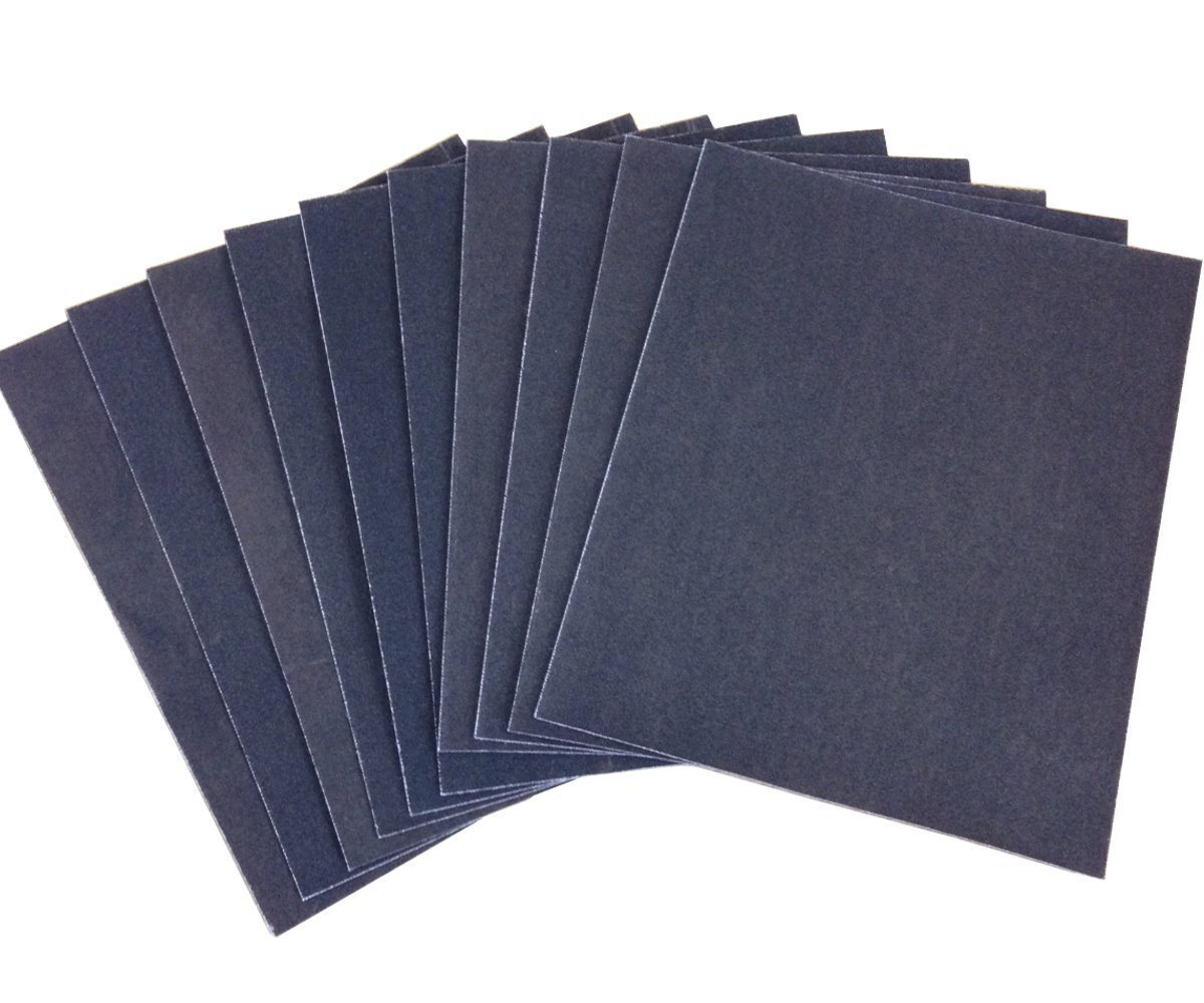 Assorted Emery Cloth Sheets