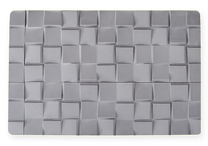 Set di tovagliette piastrelle mosaico vintage plastica grautoene