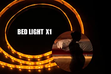 Led Streifen Licht Bewegung Aktiviert Bett Licht Vilsom Flexibler