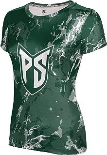 ProSphere Portland State University Mens Performance T-Shirt Heathered