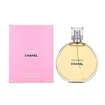 17565ad02f Chance by Chanel for Women, Eau De Toilette Spray, 3.4 Ounce