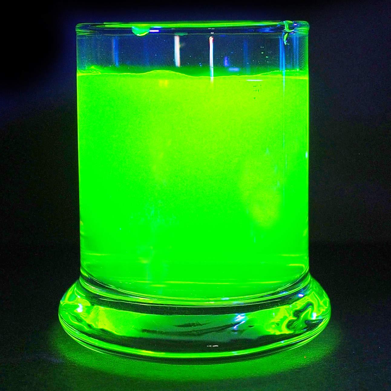 Green UV Reactive Water Dye GLO Effex