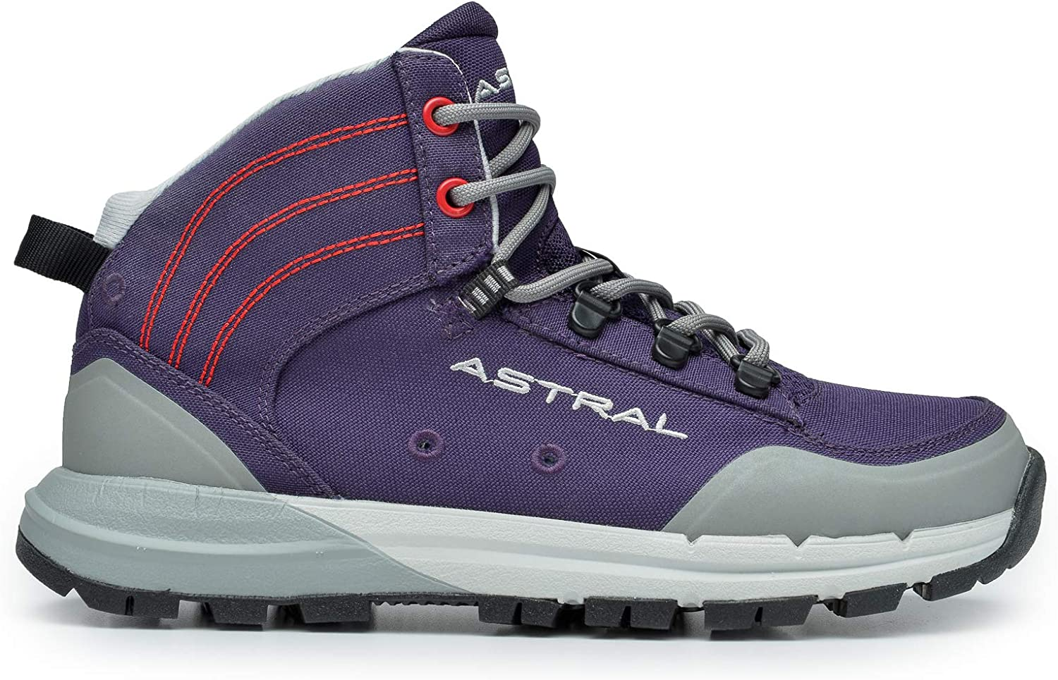 Made for Camping and Backpacking Astral Womens TR1 Merge Minimalist Hiking Boots Quick Drying and Lightweight