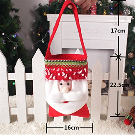 christmas decorations christmas gift bags for the elderly three dimensional snowman bags creative christmas gift