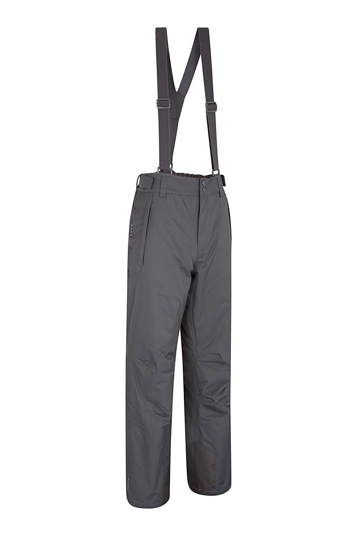 Mountain Warehouse Gravity Mens Ski Pants Breathable Winter Trousers