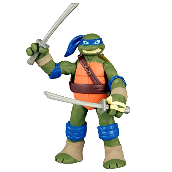 Amazon.com: Teenage Mutant Ninja Turtles New Deco Leonardo ...