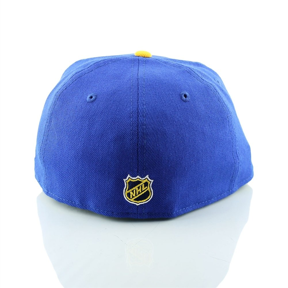 pretty nice a615b 51d11 New Era St. Louis Blues 2-Tone 59FIFTY Fitted NHL Hat 7 1 8  Amazon.co.uk   Sports   Outdoors