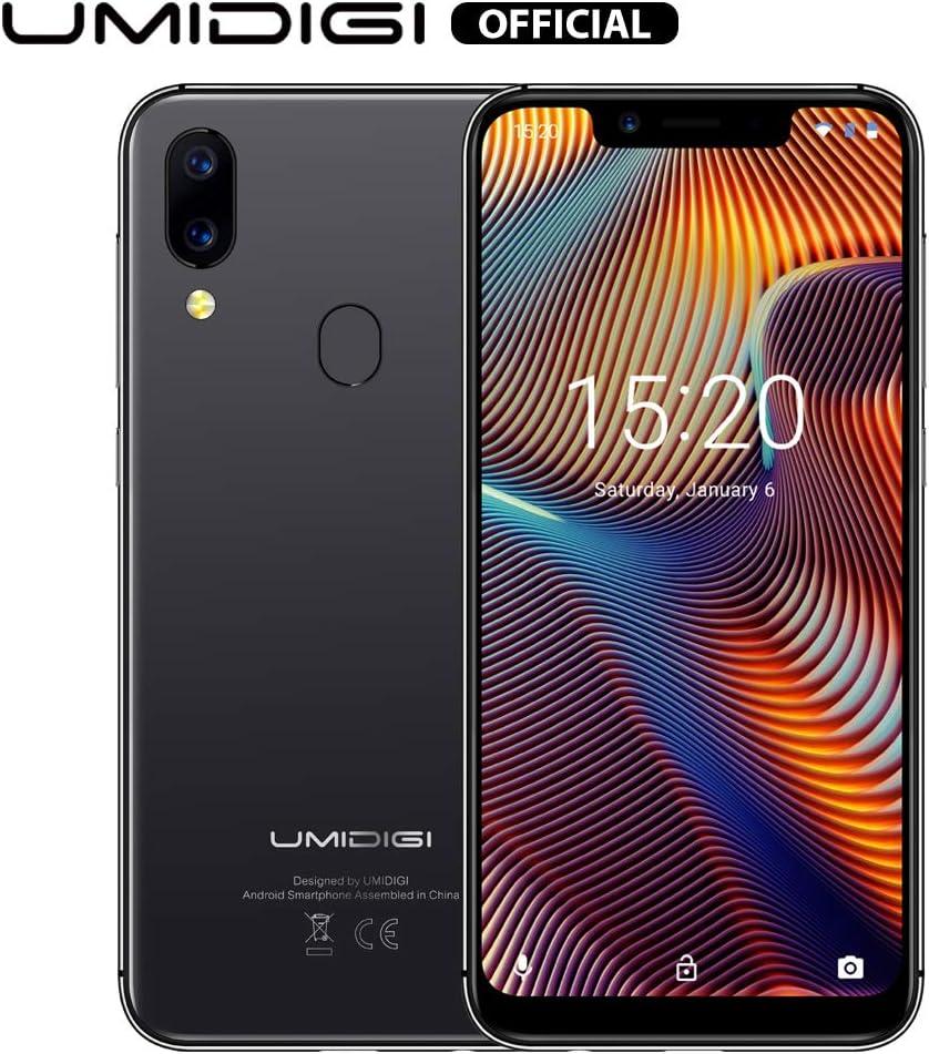 UMIDIGI A3 Pro Smartphone Libre Android 9.0 Pie Dual 4G Volte 5.7 ...