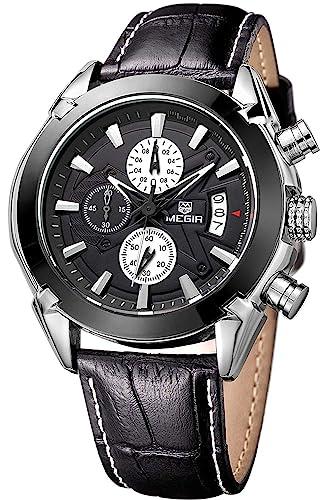 88b7c1b9996f Reloj - Megir - para - MG-2020  Amazon.es  Relojes