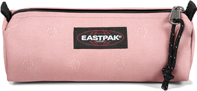 Eastpak ESTUCHE SINGLE STITCH CIRCLE U Rosa: Amazon.es: Ropa y accesorios