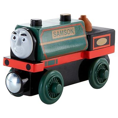 Fisher-Price Thomas & Friends Wooden Railway, Samson: Toys & Games