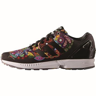 Adidas Zapatillas ZX Flux W Negro EU 37 1/3 (UK 4.5) t8FRxSr