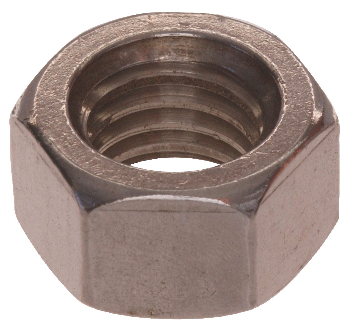 The Hillman Group 2532 3 8 16 Inch Stainless Steel Hex Nut 10 Pack