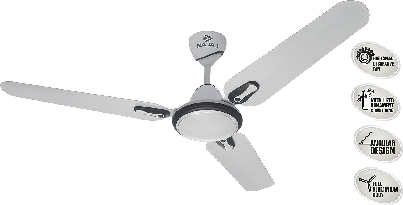 Buy bajaj esteem 1200mm ceiling fan white online at low prices in buy bajaj esteem 1200mm ceiling fan white online at low prices in india amazon mozeypictures Choice Image