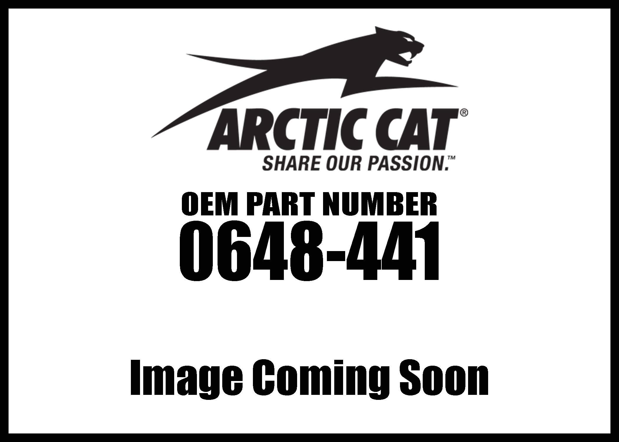 Arctic Cat 2004-2019 F570 Bearcat 570 Xt O Ring Adjuster Sheave 2 121 0648-441 New Oem