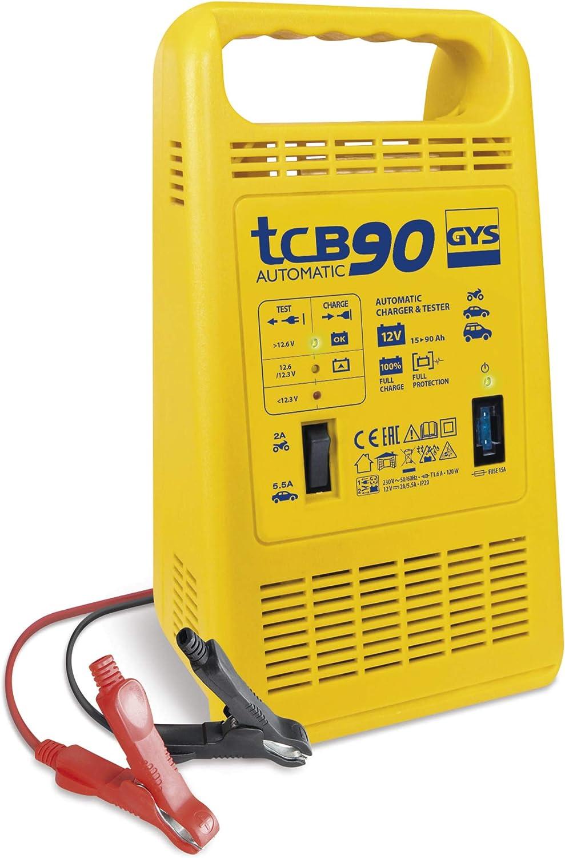Chargeur automatique pour batterie 12 V GYS TCB 90