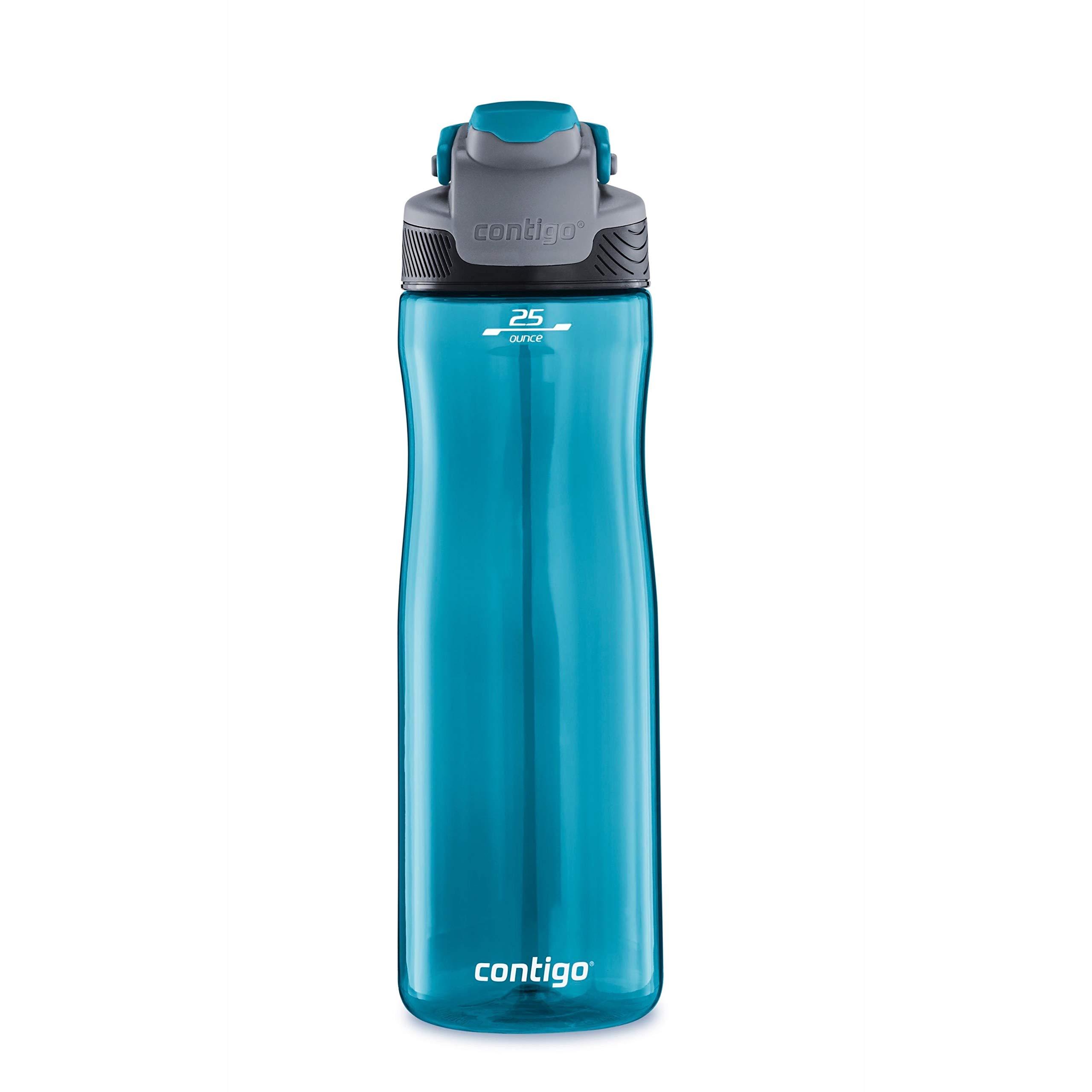 Contigo AUTOSEAL Fit Water Bottle, 25 oz, Juniper,2079450
