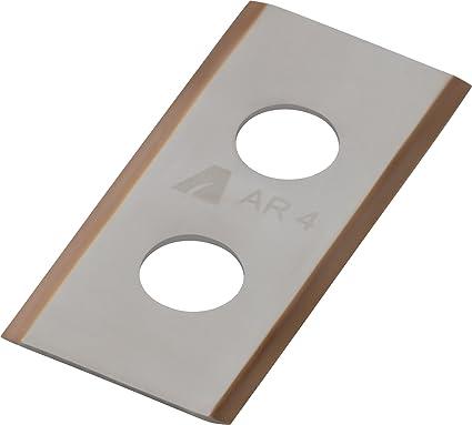 Arnold 1111 de W1 – 1009 AR4 9 x Tin Cut Cuchillas de repuesto, incluye