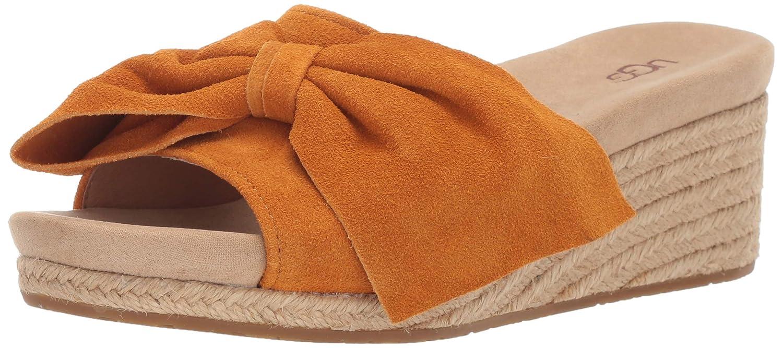11151a74b7 Amazon.com: UGG Women's Jaycee Espadrille Wedge Sandal: Shoes